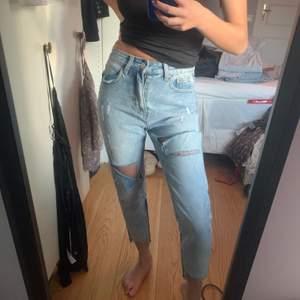 Skit coola jeans anvönda 1 gång storlek 34