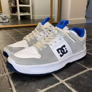Originalpris: 799kr. Säljer då de inte passar min preferens av tunna skate skor. använda 2 gånger, skorna är i nyskick (10/10 condition). riktigt fina skate skor, funkar finfint som vanliga sneakers också. köparen står för frakt. hör av er till mig om ni har frågor😃