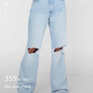 Jeansen är helt ny har bara  testat en gång. Passar 34 och 32. Jeansen är petite storlek så den passar 153-168 cm. Säljer dem för dem är för tajta i midjan. Skriv om ni har frågor.😁