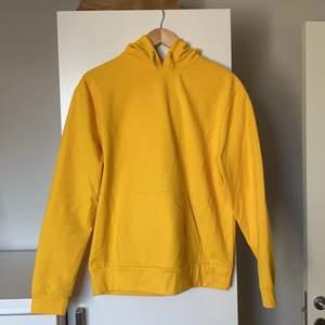 Gul hoodie från Carlings och märket STAY i storlek M. Använd 2 gånger det är därför jag säljer den 💕