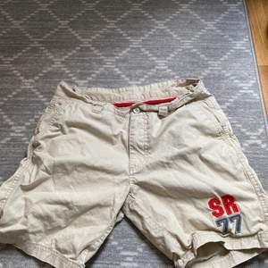 Hej, säljer ett par Sail racing shorts strl S passar W29/30