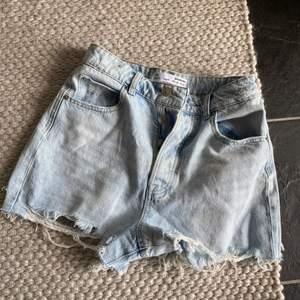 Nästintill oanvända shorts från Stradivarius, köpt på Zalando. Superfina men kommer aldrig till användning 🖤 100 kr