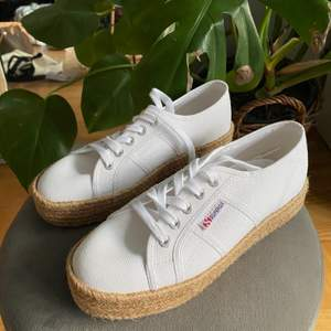 Brand new superga shoes. Selling them because they don't fit me. Size 38