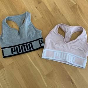 Puma sportbhar i storlek s. Supersköna, inlägg följer med! Köp båda för 150kr annars 100kr styck! ❤️