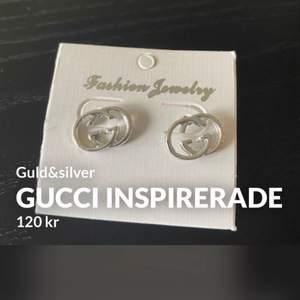 Några få kvar i guld &silver färg 120kr/st eller 2 för 200kr