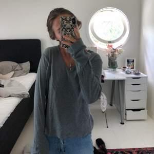 Så fin grå tröja ifrån märket boomerang❤️står storlek m men passar mig som brukar ha xs, s