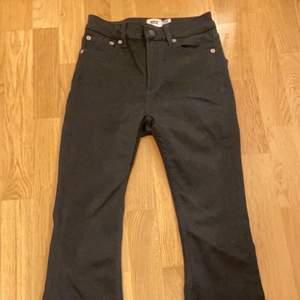!! Bootcut jeans från lager 157 i storlek S, helt oanvända!! Säljer dessa pga att dom är för långa för mig. Jätte bra kvalite. Säljer dessa för 250kr+ 59kr frakt🌸