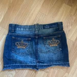 Fin jeans Victoria Beckham kjol!