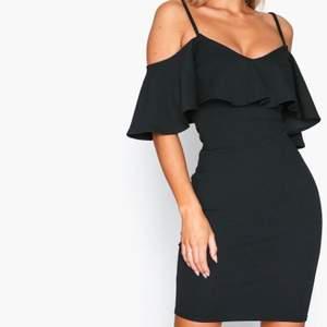Säljer denna klänning från Nelly som används endast 1 gång. Köpt för 299 och säljer för 150 men pris kan diskuteras. Säljer den i den nude/rosa färgen i strl S