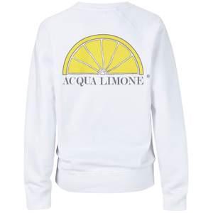 Vit Acqua limone sweatshirt i storlek XXS.