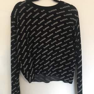 Classic tröja från chiquelle, bara använd en få gång, toppen skick och supermjuk köpt för 400kr