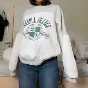 Vintage sweatshirt strl L. Kan mötas upp i Sthlm annars tillkommer frakt