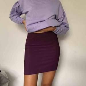 Lila kjol från monki