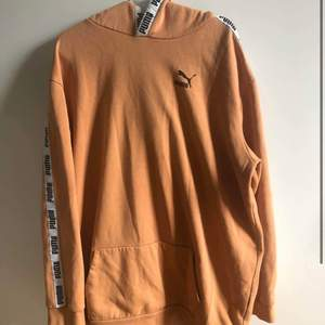 Pastel orange puma hoodie bought in London! In great condition! My price is flexible.
