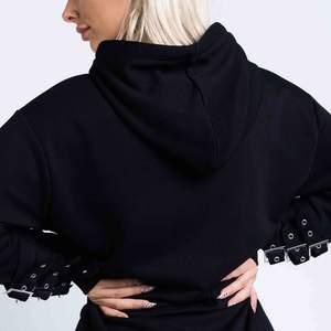 Buckle up hoodie fr MADLADY x Antonija Mandir Skick: som ny