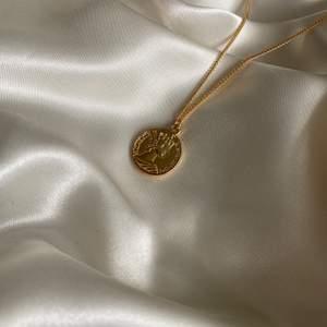 Super snyggt och trendigt Coin halsband från mitt företag Zohio Jewelry💕Frakten tillkommer på 11kr