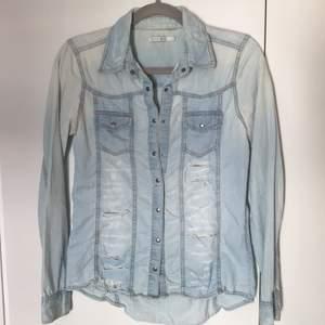 Jeansskjorta från Only.