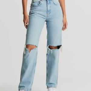 Jag säljer mina Gina jeans pga av att de är för stora. De är i modellen peitite. Hör av er om ni vill ha bättre bilder eller om ni har frågor. Frakt ingår i priset. Pris kan diskuteras!! Nypris 599kr