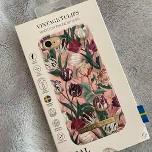 Skal till IPhone 8/7/6/6S. Använt och använt skick, men helt och fint! 💖 Köpt för 300kr och säljer för 50kr