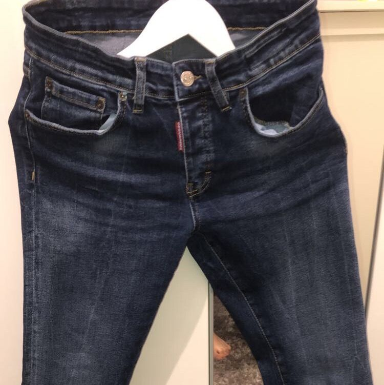 A:A kopia Dsquared2 Jeans utan färg. Pris kan diskuteras . Jeans & Byxor.