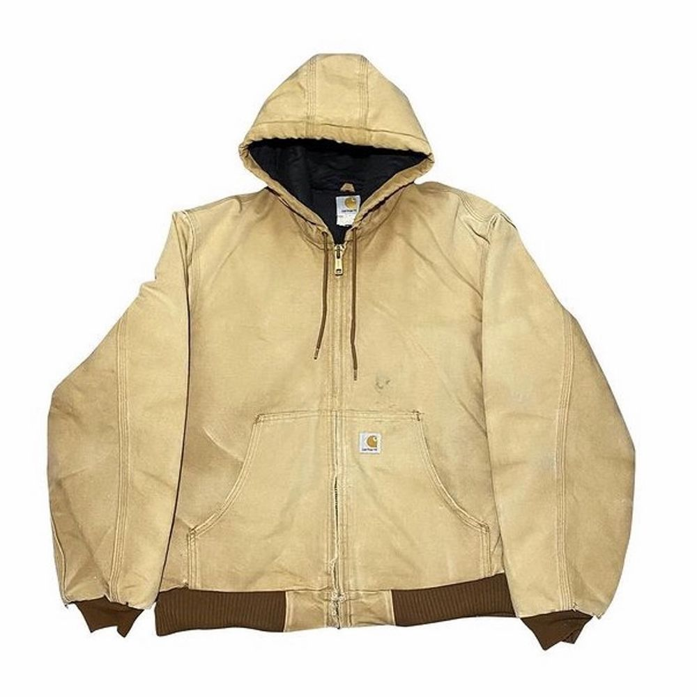 Vintage Carhartt jacket strl:M cond: 7/10 vintage price:899:-. Jackor.
