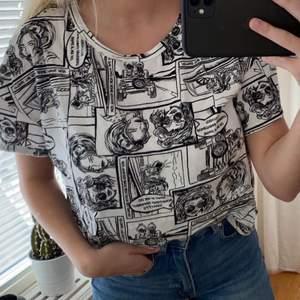 T-shirt från zara i strl S💞 30kr