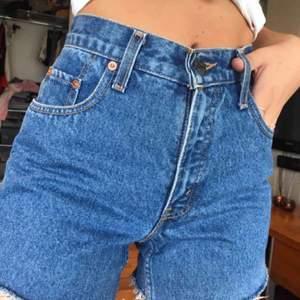 Levis vintage shorts, highwasted o storlek w24/xs