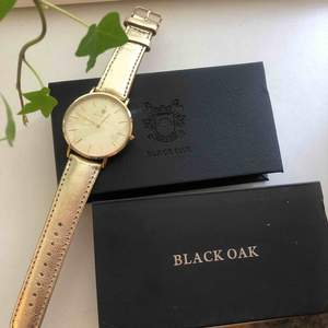 Black Oak klocka, helt ny! Nypris 798,- 💕 du står för frakt ca 30kr😚