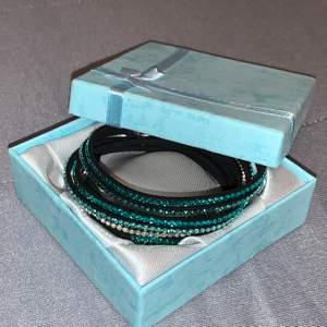 Helt nytt armband 🖤 fortfarande i sin låda och aldrig används🖤 köparen står för frakten!
