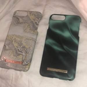 Båda för 50 ❤️ den gröna är nästan oanvänd och den vita har bara tappat lite färg på loggan 11kr frakt