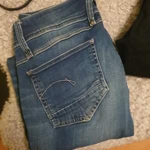 G-star jeans st: 28/30. Sparsamt använda