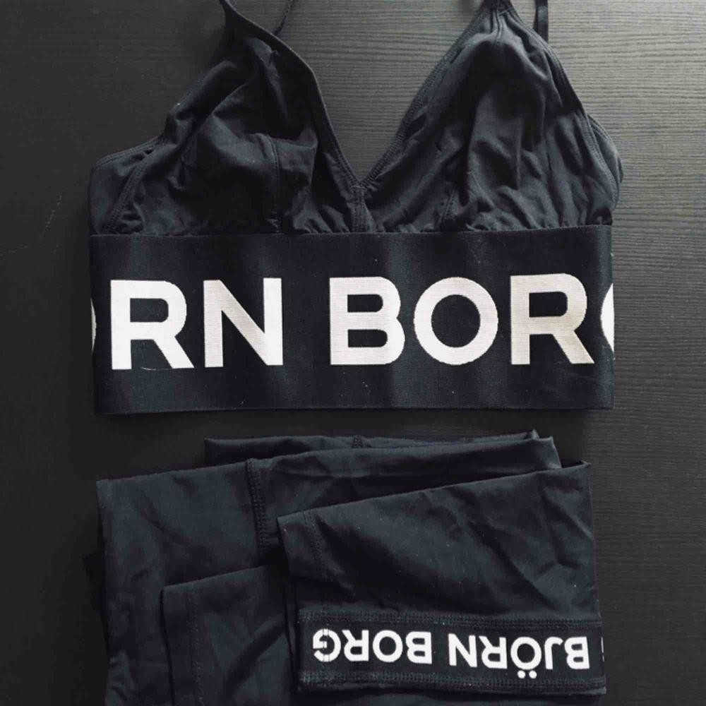 topp och leggings från Björn Borg . Toppar.