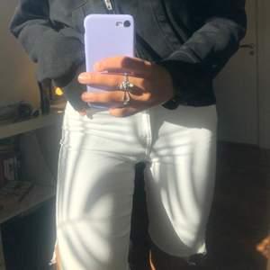 Avklippta shorts
