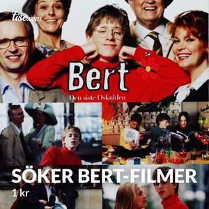 SÖKER dessa 3 Bert-filmer 🙋🏻♀️