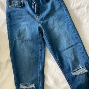 Jeans från NAKD, aldrig använda. Storlek 36 med stretchig passform. Köpare står för frakt💛💛