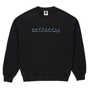 Tjabba! Kollar intresset på min helt nya, oanvända Polar Skate Co tröja. Slutsåld i Sverige. Strl L.