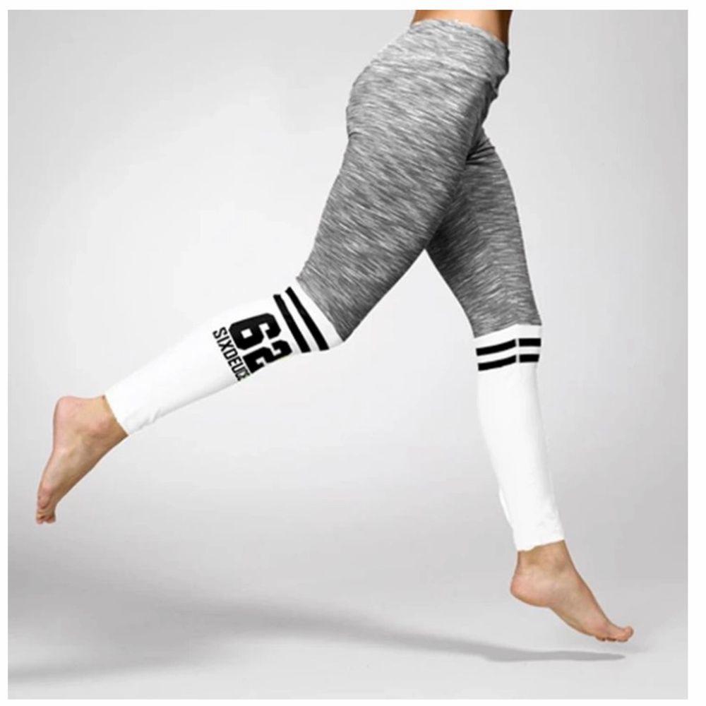 Säljer dessa träningstights från sixduece. De är aldrig använda & jätte bekväma. Materialet är stretchigt & byxorna glider ej av. Storlek M men skulle säga att de är mellan S och M. Nypris 849 kr. . Jeans & Byxor.