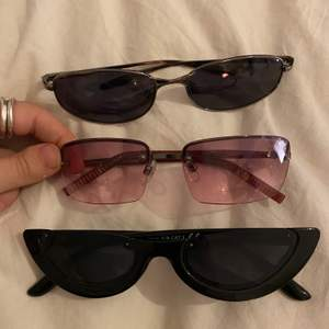 Coola solglasögon för 30kr st eller 90kr för alla 💞🥰🦋