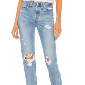 Ett par jättesnygga 501 jeans som passar inte på mig. De i i super bra skick!