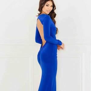 Rebecca Stella lång klänning