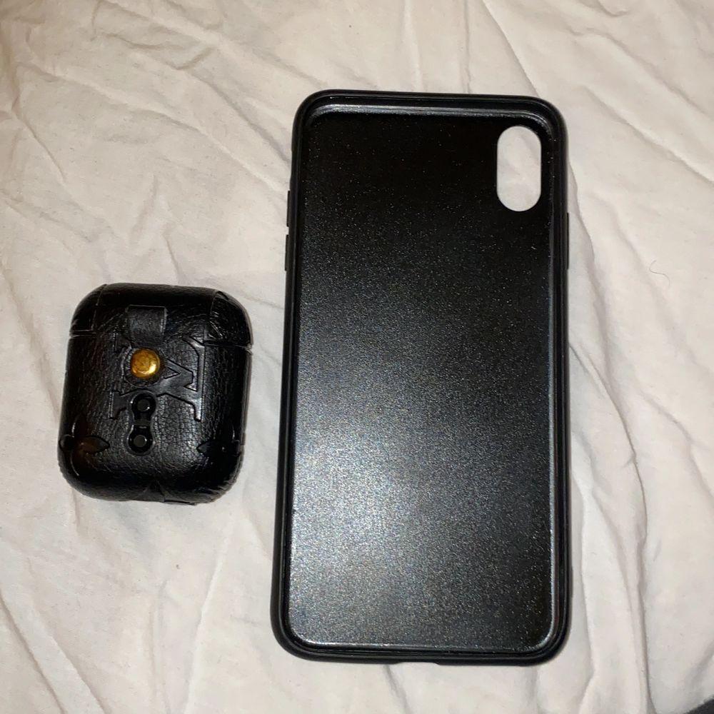 Fake men jätte fin o bra kvalitet, iPhone xs Max använde jag mitt skal till . Accessoarer.