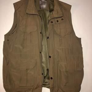 Vintage utility vest i prima skick! 9/10 condition!