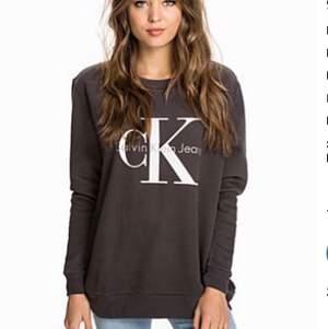 Sweatshirt dam storlek M. Mörkgrå. Fint skick, begagnat. Hel och ren.
