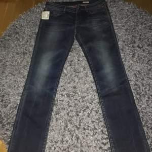 Replay Jeans (nya) Strl: W32-L34 Skick: 9.5/10 Pris: 700kr (Helt nya replay jeans med prislapp på!, nypris: 1349kr)