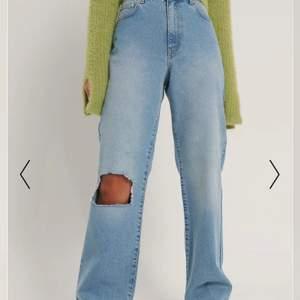 Hoss Jeans från deras kollektion med NAKD.  nytt skick, använda en gpng bara!☺️ säljer då de är lite förstora för min smak så kommer inte till användning😕nypris 499kr. Exklusive frakt✨