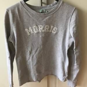 Morris tröja i grått använd fåtal gånger