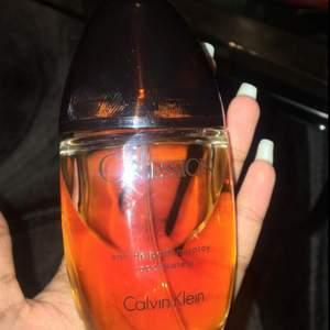 Calvin Klein parfym Obsession 100ml Lite använd men det är mycket kvar.