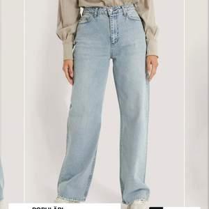 säljer dessa jeans köpta på nakd i storlek 36! toppskick!