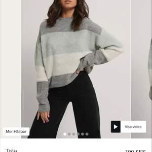 Säljer denna jöttefina skickade tröjan från nakd💕💕 har använt tröjan några få gånger så den är som ny, storlek S