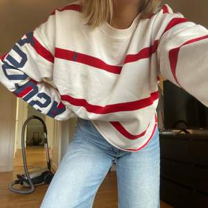 Vintage college tröja från Ralph Lauren